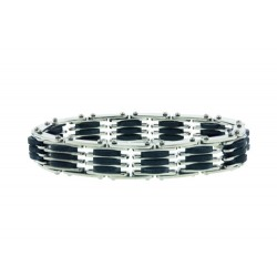 Stainless Steel Bracelet Long Flat Steel Pcs